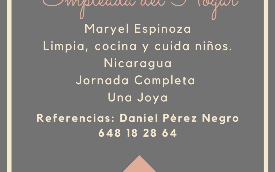 Mariel Espinoza